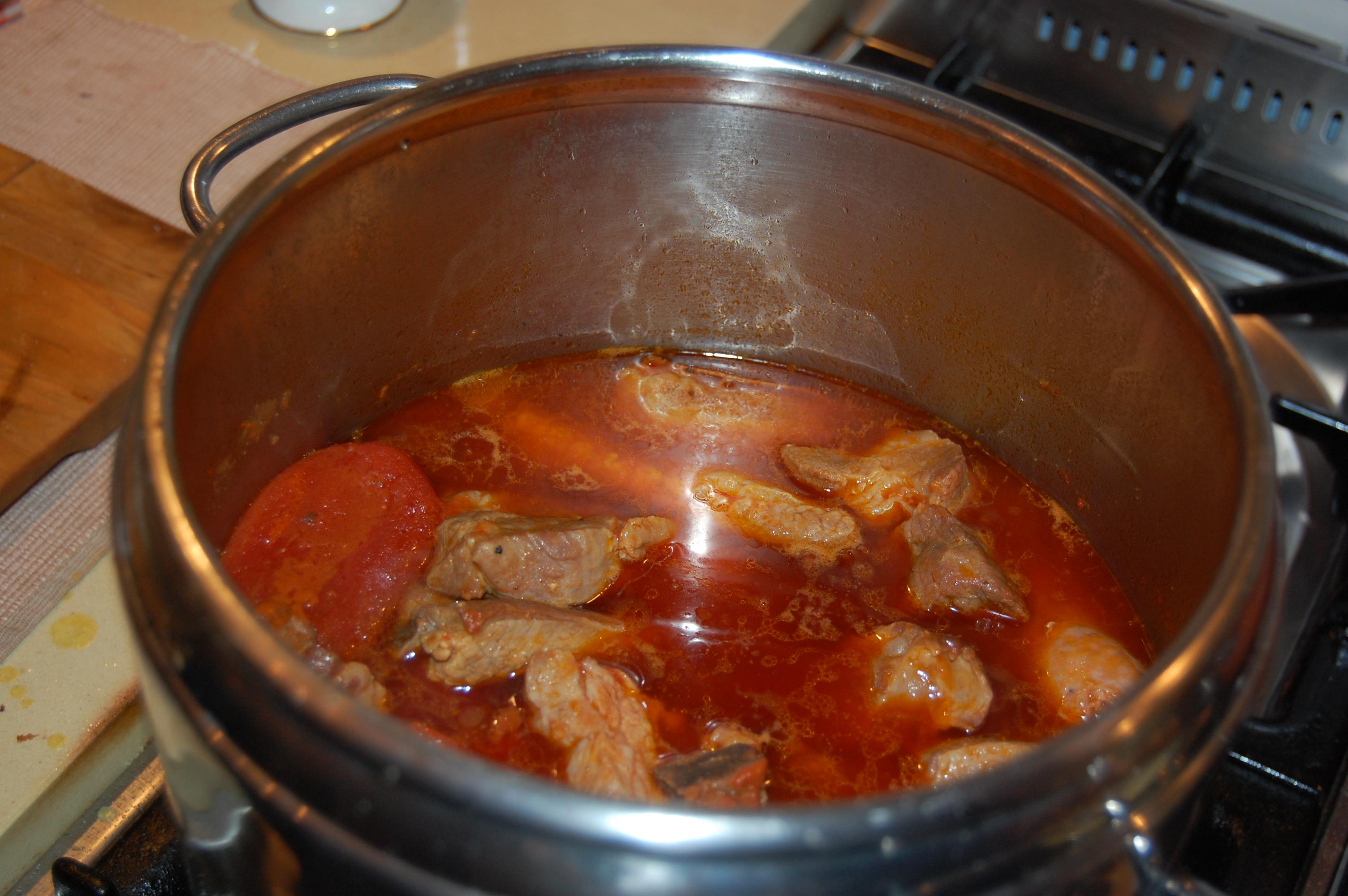 Мясо в скороварке рецепты свинина